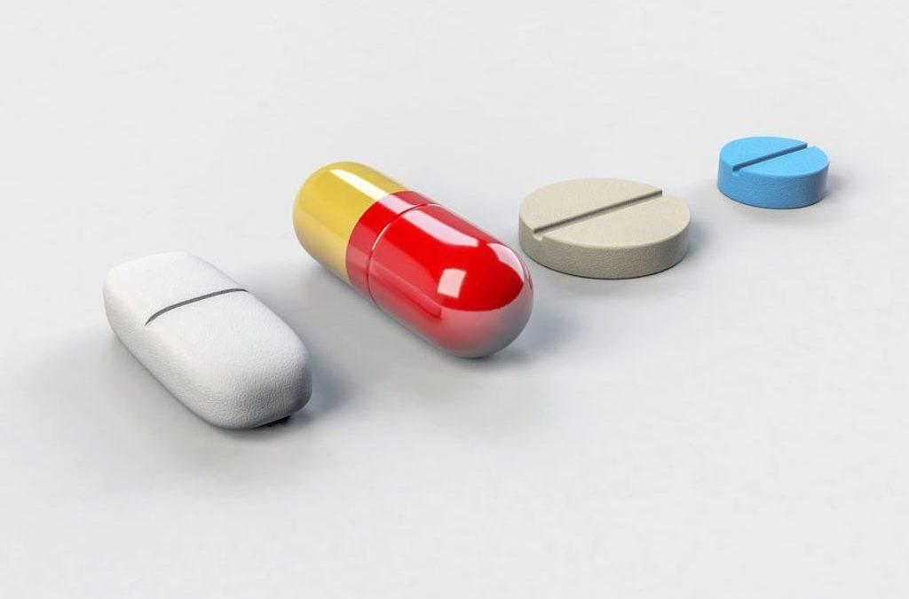 medicamentos después de un implante-capilar