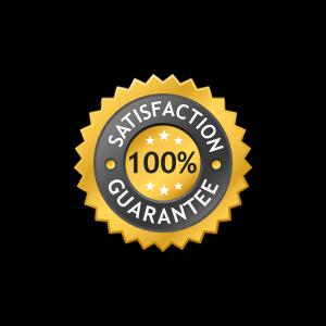 garantía satisfacción