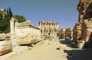 ruinas de Éfesos